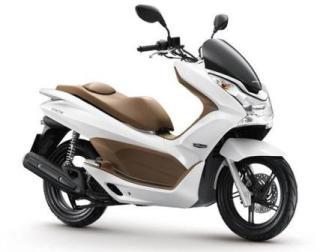 2011 Honda PCX 125cc